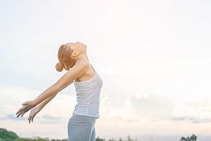 Vinci l'allergia con lo yoga
