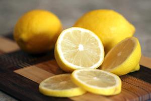 cura del limone
